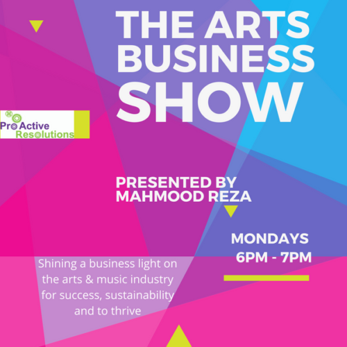 Arts Business Show – how is the coronavirus impacting creative businesses and wellbeing?