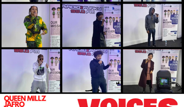 """Radio2Funky & Adhar Project Presents """"VOICES"""""""